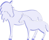 Icon Pferdeweiden Aufzucht